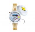 Wasserzähler, Q3=4 m³/h mit Impulsausgang