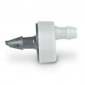 Microschlauch-Adapter für PE-LD-Rohr, für Microschlauch 4/7 mm