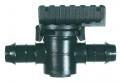 Absperrventil für Leitungen 16/17 mm, 16 x 16 mm