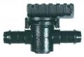 Absperrventil für Leitungen 20 mm, 20 x 20 mm