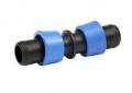 Verbinder Ring blau Tape 16 x16 gerade