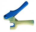 Lochzange  für PE-Rohre 16 und 20 mm