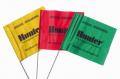 Markierungs-Fahne rot