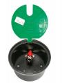 Hydrantenbox mit Kugelventil Messing, Anschluss 3/4 IG